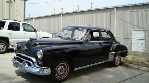 1949 Oldsmobile 76 4DR Sedan For Sale (picture 2 of 6)
