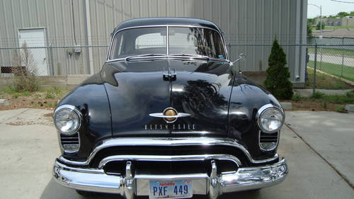 1949 Oldsmobile 76 4DR Sedan For Sale (picture 3 of 6)