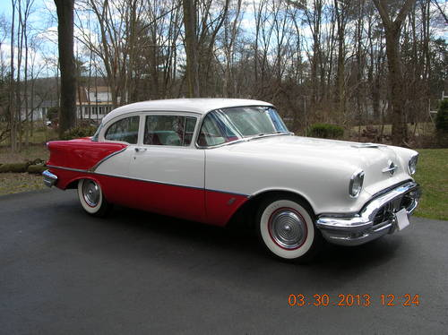 1956 Oldsmobile 88 2DR Sedan For Sale (picture 2 of 6)