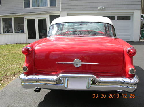 1956 Oldsmobile 88 2DR Sedan For Sale (picture 3 of 6)