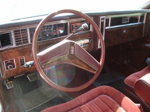 1981 Oldsmobile Toronado Brougham Coupe For Sale (picture 4 of 6)