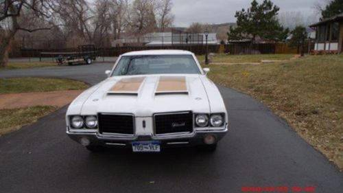 1972 Oldsmobile 442 Hurst Pace Car For Sale (picture 3 of 6)