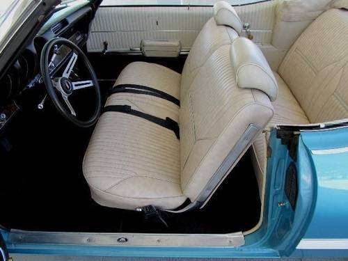 1969 Original Oldsmobile 442  Automatic Convertible For Sale (picture 5 of 6)