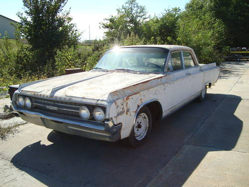 1962 Oldsmobile Jetstar 88 4DR For Sale (picture 1 of 6)