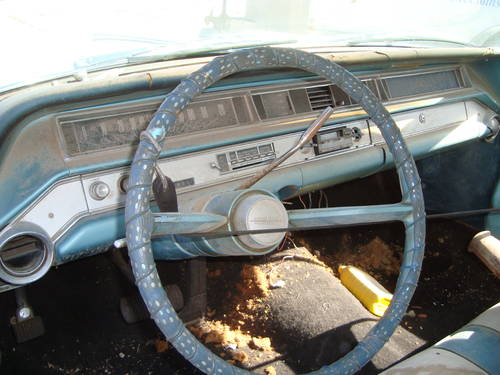 1962 Oldsmobile Jetstar 88 4DR For Sale (picture 4 of 6)