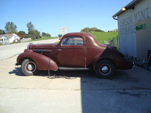 1935 Oldsmobile 3-W Business Coupe For Sale (picture 1 of 6)