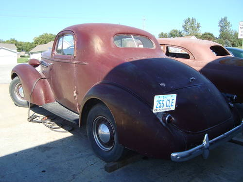 1935 Oldsmobile 3-W Business Coupe For Sale (picture 3 of 6)