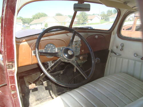 1935 Oldsmobile 3-W Business Coupe For Sale (picture 4 of 6)