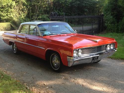 1963 Oldsmobile 88 Dynamic 4 door Saloon For Sale (picture 1 of 6)