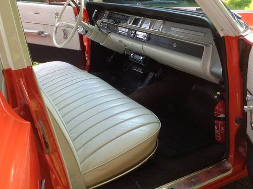 1963 Oldsmobile 88 Dynamic 4 door Saloon For Sale (picture 4 of 6)