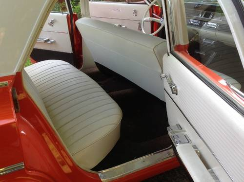 1963 Oldsmobile 88 Dynamic 4 door Saloon For Sale (picture 5 of 6)