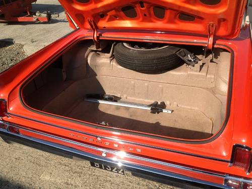 1963 Oldsmobile 88 Dynamic 4 door Saloon For Sale (picture 6 of 6)