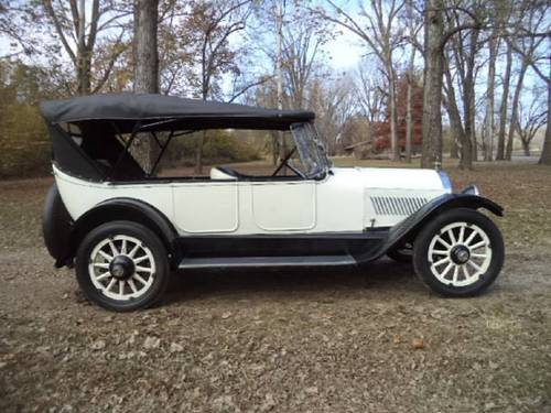 1918 Oldsmobile 45A V12 Touring Car For Sale (picture 1 of 6)