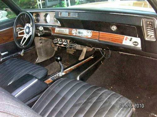 1972 Oldsmobile Hurst Indy Pace Car For Sale (picture 5 of 6)