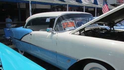 1956 Oldsmobile 88 Holiday 2DR HT For Sale (picture 2 of 6)