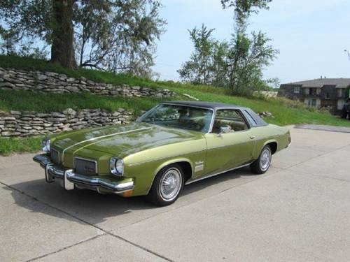 1973 Oldsmobile Cutlass Brougham For Sale (picture 1 of 6)
