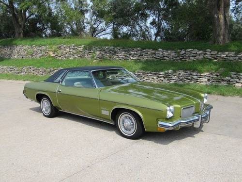 1973 Oldsmobile Cutlass Brougham For Sale (picture 2 of 6)