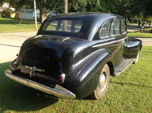 1940 Oldsmobile 70 4DR Sedan For Sale (picture 3 of 6)
