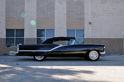 1957 Oldsmobile 98 Convertible For Sale (picture 2 of 6)