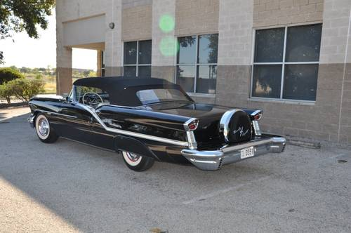 1957 Oldsmobile 98 Convertible For Sale (picture 4 of 6)