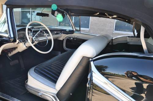 1957 Oldsmobile 98 Convertible For Sale (picture 5 of 6)