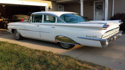 1959 Oldsmobile 98 4DR Sedan For Sale (picture 1 of 5)