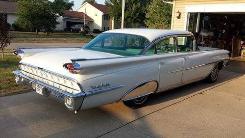 1959 Oldsmobile 98 4DR Sedan For Sale (picture 2 of 5)