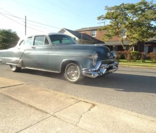 1953 Oldsmobile 98 4DR Sedan For Sale (picture 1 of 6)