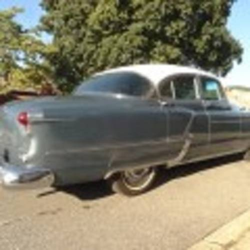 1953 Oldsmobile 98 4DR Sedan For Sale (picture 2 of 6)