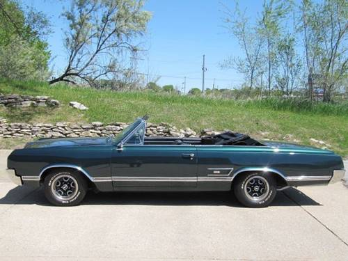 1965 Oldsmobile 442 Convertible For Sale (picture 1 of 6)
