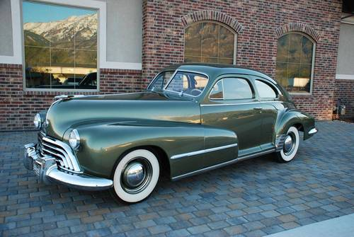 1948 Oldsmobile 68 Sedanette For Sale (picture 1 of 6)