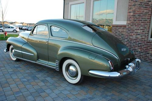 1948 Oldsmobile 68 Sedanette For Sale (picture 3 of 6)