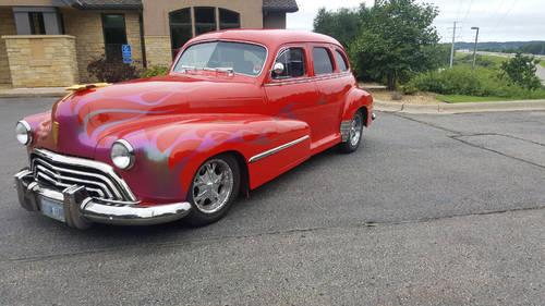 1947 Oldsmobile 66 540 big block 6-71 blower 1000+HP For Sale (picture 2 of 6)