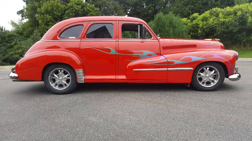 1947 Oldsmobile 66 540 big block 6-71 blower 1000+HP For Sale (picture 4 of 6)