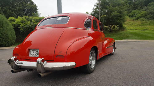 1947 Oldsmobile 66 540 big block 6-71 blower 1000+HP For Sale (picture 5 of 6)