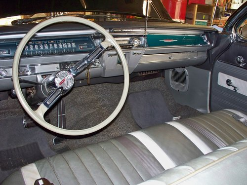 1962 Low Mile Full-Size Oldsmobile Dynamic 88 Conv For Sale (picture 4 of 6)