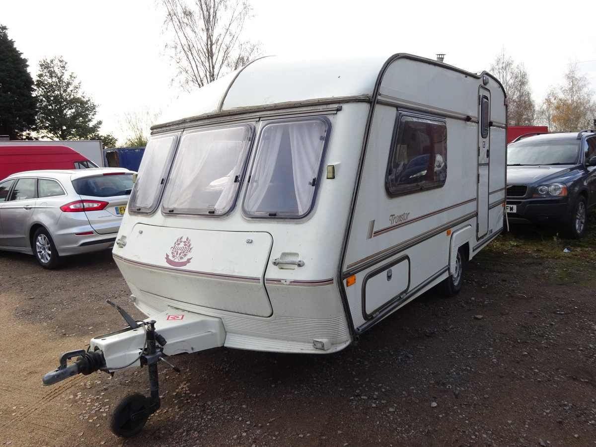 0000 ABI AWARD TRANSTAR SMALL TOURER  WITH END SHOWER / TOILET For Sale (picture 2 of 6)