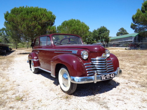 1951 Opel Olympia Decouvrable - In Great Condition For Sale (picture 2 of 6)