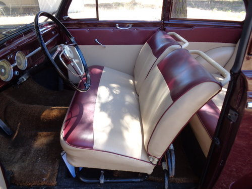 1951 Opel Olympia Decouvrable - In Great Condition For Sale (picture 5 of 6)