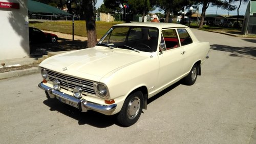 Opel Kadett of 1969 all original in great condition For Sale (picture 1 of 6)