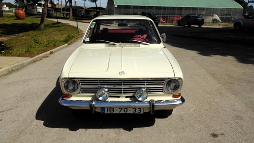 Opel Kadett of 1969 all original in great condition For Sale (picture 2 of 6)