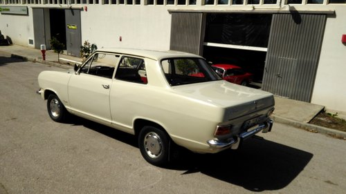 Opel Kadett of 1969 all original in great condition For Sale (picture 3 of 6)