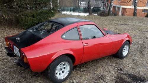 Opel GT/J 1100, 1968 For Sale (picture 2 of 6)