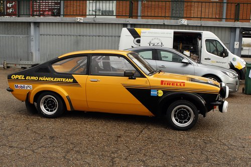 1979 OPEL KADETT GT/E Gr.2 Rally For Sale (picture 1 of 6)