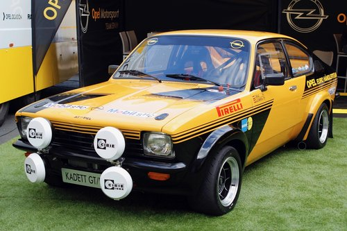 1979 OPEL KADETT GT/E Gr.2 Rally For Sale (picture 2 of 6)