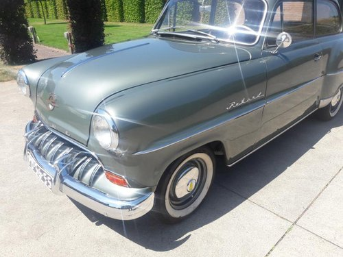 OPEL REKORD OLYMPIA 1953 RESTORED CONDITION SEE PICS SOLD (picture 3 of 6)