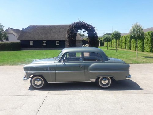 OPEL REKORD OLYMPIA 1953 RESTORED CONDITION SEE PICS SOLD (picture 6 of 6)