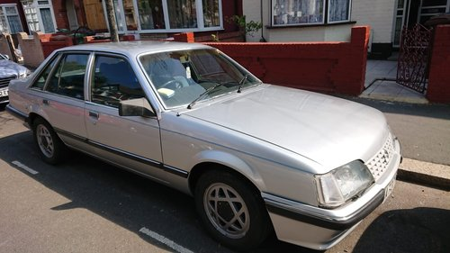 1983 Opel Senator For Sale (picture 1 of 4)