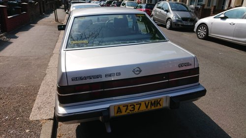 1983 Opel Senator For Sale (picture 3 of 4)