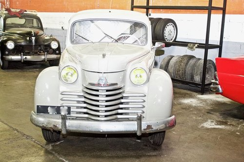 1951 OPEL OLYMPIA SOLD by Auction (picture 3 of 5)